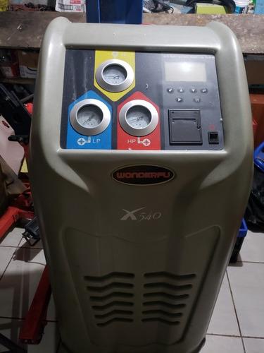 se vende x 540 maquina para aire  a condicionado