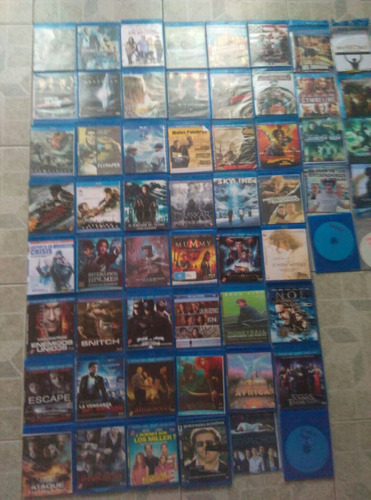 se venden 75 películas en formato blue rey