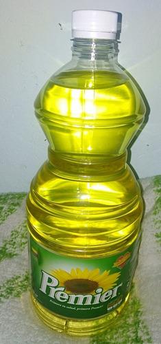 se venden aceites d 3 litros en tan solo 20 mil pesos