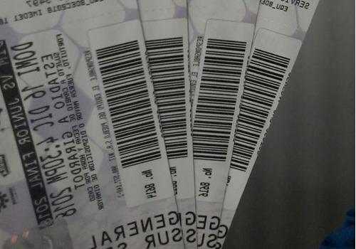 se venden boletas para la final del medallo * tribuna sur*