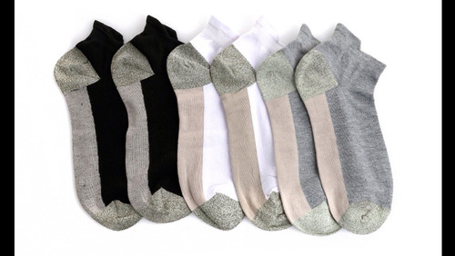 se venden calcetines deportivos hombre cobre bamboo