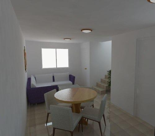 se venden cómodas casas en excelente ubicación.