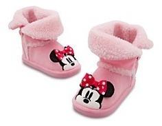 se venden espectaculares botas disney orig bebita y niña