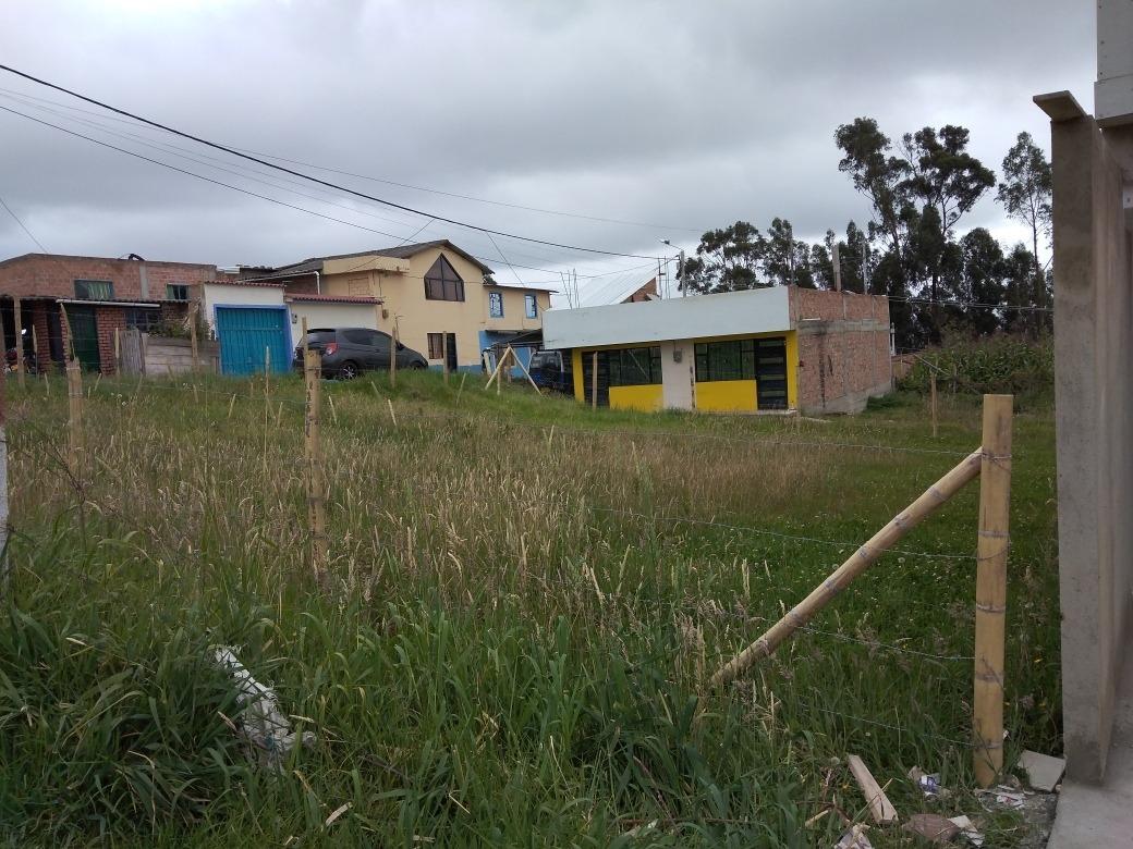 se venden lotes en obonuco sector santander