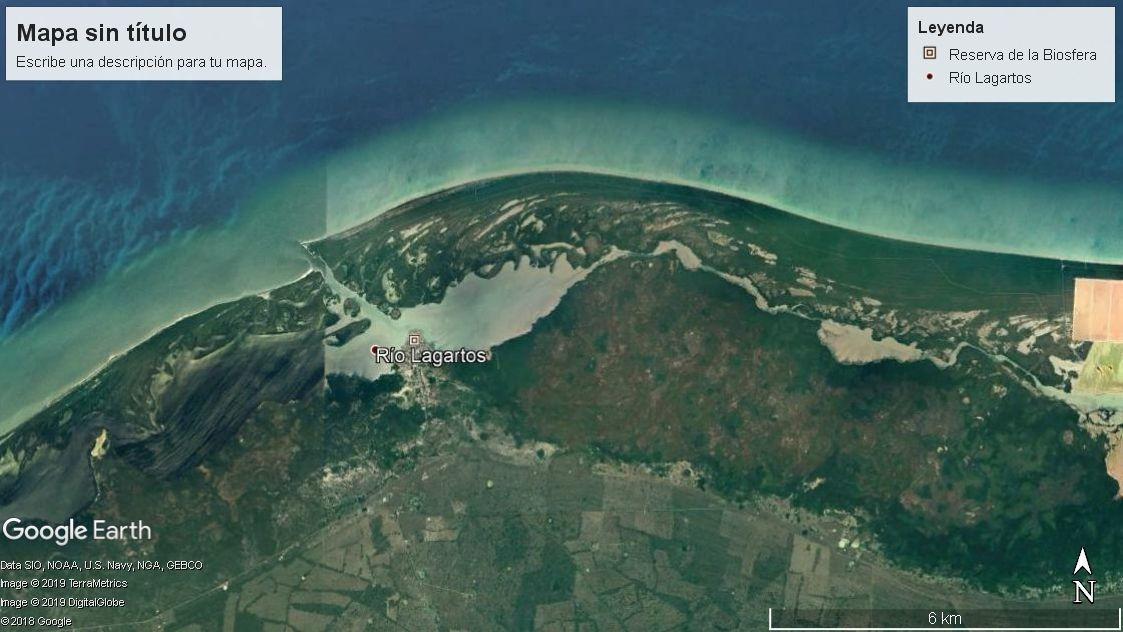 se venden magníficos terrenos en río lagartos frente al mar, yucatán