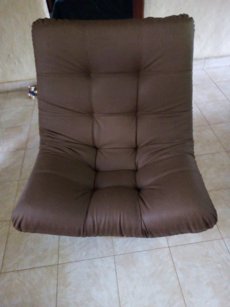 se venden muebles con tela antirrasguño en excelente estado