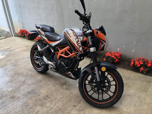 se vente moto fórmula barracuda año 2017, 250cc. apenas 7000