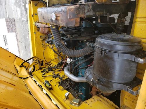 se vepermuta volqueta dodge modelo 79 motor reparado,