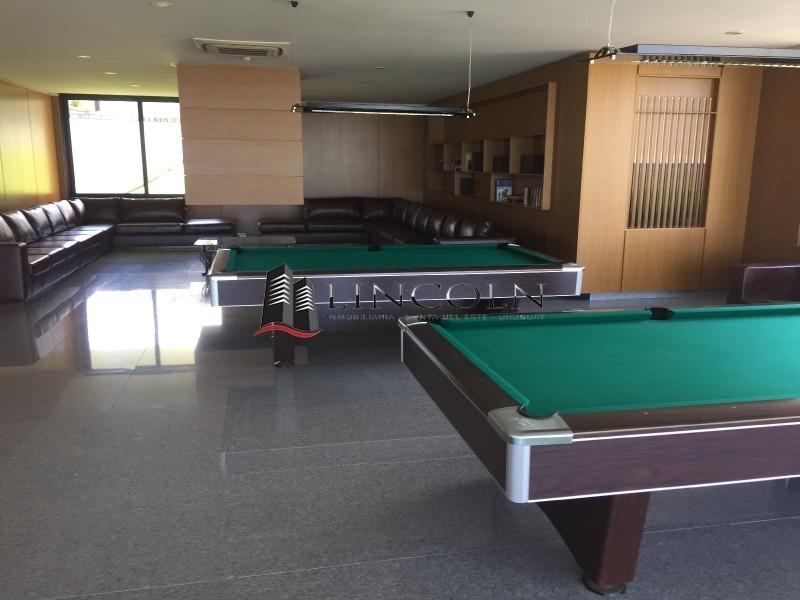 sea breezes - venta - mansa - punta del este - 2 dormitorios - piscina - parrilla- ref: 302