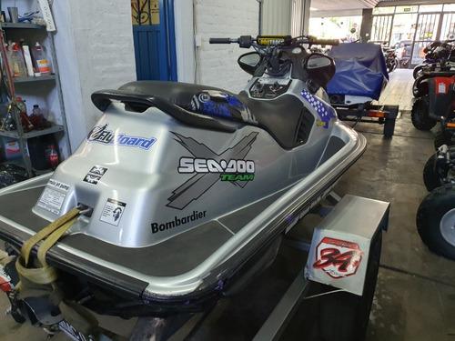 sea doo 650 spx - 1994 -  imecable -  financiacion