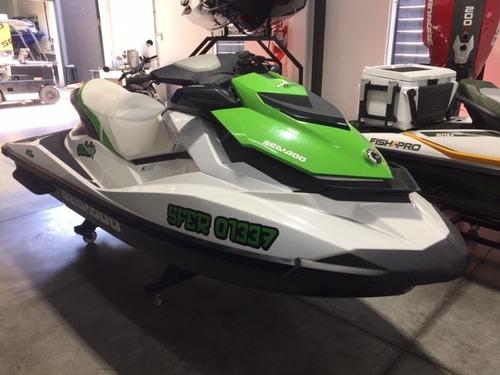 sea doo gti 130 2013- 140 hs de uso- motomarine