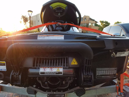 sea doo gti 130 hp  2017 0 hs