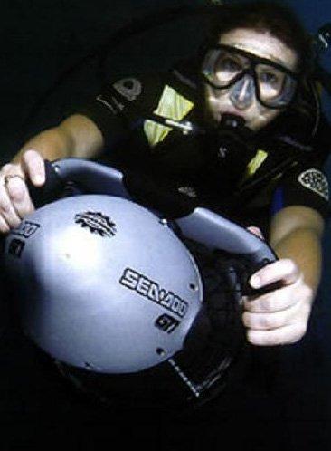 sea doo gti scooter propulsor mar/piscina buceo deporte