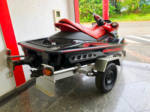 sea doo rxp 215 super charged - 2006