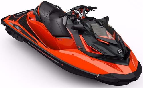 sea doo rxp-x 300 hp inmaculada + trailer