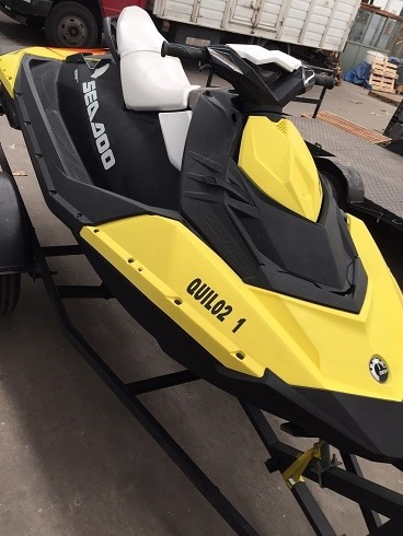 sea doo spark 2 up 20 hs de uso nueva!!!