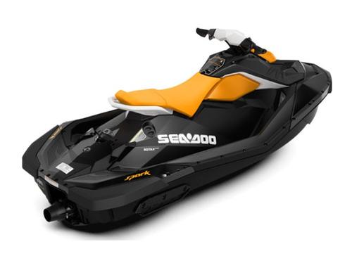 sea doo spark 2up 60hp naranja 0km marellisports