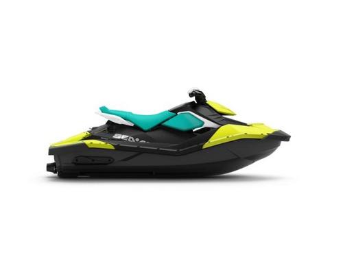 sea doo spark 3up 900 ho ibr 2018- motomarine