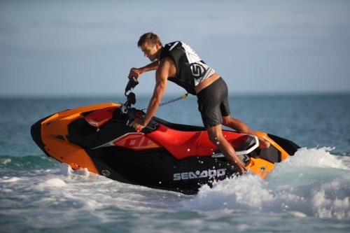 sea-doo spark trixx 3up 2018 (nueva) concesionario oficial