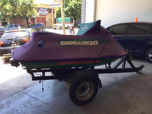sea doo xp650 1994 c/trailer lista para disfrutar $85.000