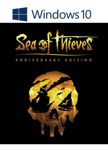 sea of thievesaniversario /*pc windows 10*/