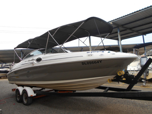 sea ray 240 sundeck 2005 pocas horas