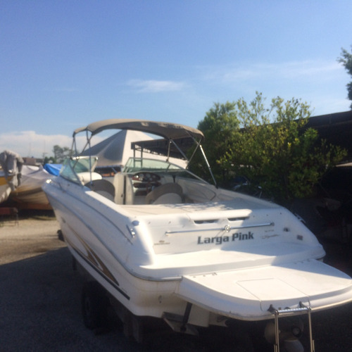 sea ray 27 ano 2004 motor mercury 5.7-marina atlantica