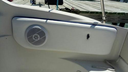 sea ray 270 sundeck como nueva menos de 300 hrs poco uso