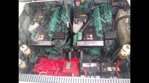 sea ray 335 sundancer 2002 volvo diesel, focker, regal, real