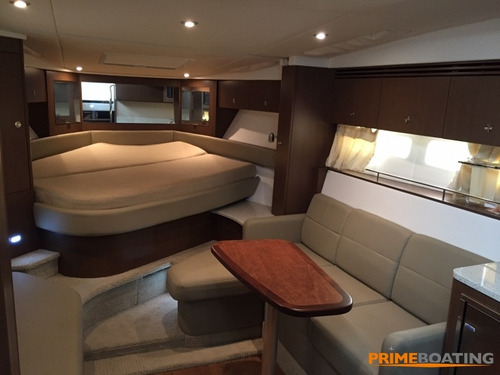 sea ray 375 2014 2x mercruiser 380 hp c/140 horas