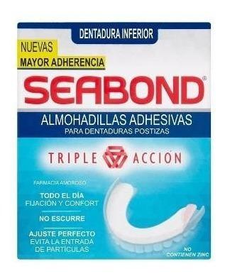 seabond almohadillas adhesivas inferior x 36 unidades