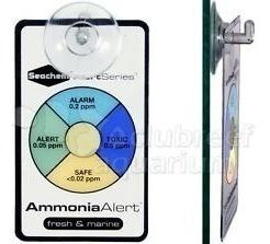 seachem ammonia alert, medidor para acuarios dulces y sala