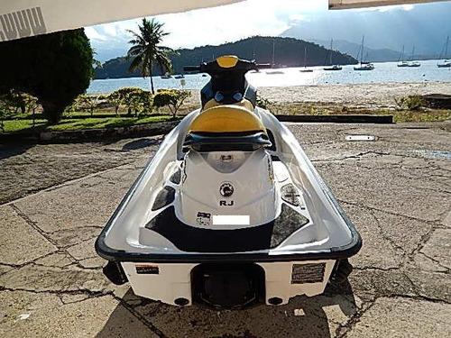 seadoo gti 130 hp 4 tempos 2007 3 lugares caeira