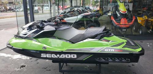 seadoo- jet ski gtr-x 230. 2017