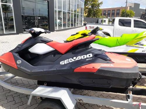 seadoo - jet ski spark 90hp. 2up. 2017
