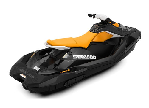 seadoo spark 3up 90 hp stock real