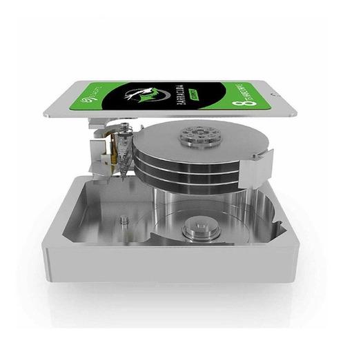 seagate 4tb sata disco duro interno 6gb/s/5400rpm 3.5