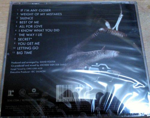 seal 6 commitment cd sellado  / kktus