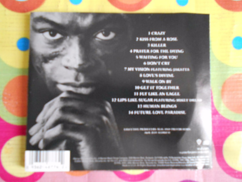 seal cd best 1991-2004.