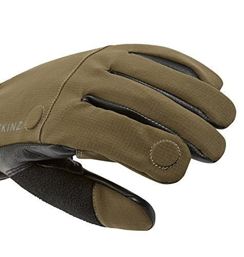 sealskinz waterproof guantes de tiro unisex