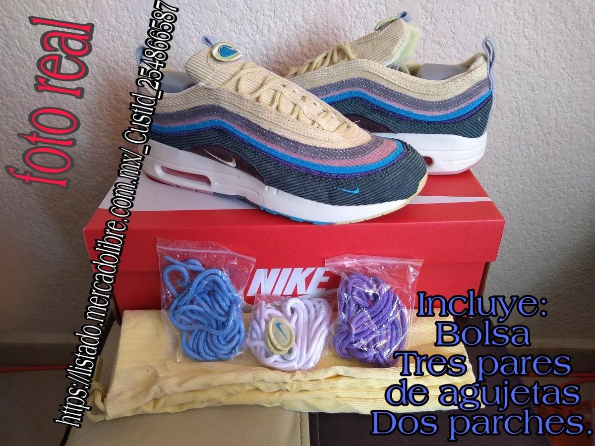 Sean Wotherspoon Nike Air Max 197 Caballero Envío Gratis!