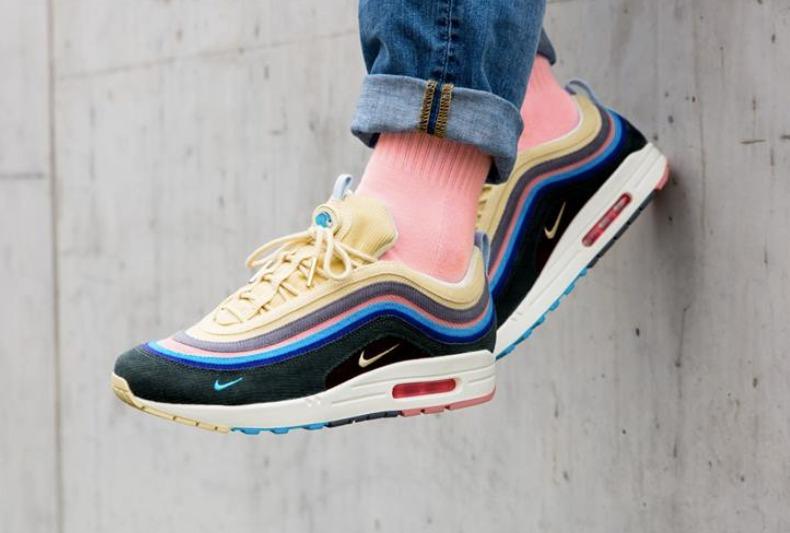 Sean Wotherspoon Nike Air Max 197 Dama Envío Gratis!!!
