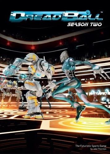 season 2 expansão jogo de tabuleiro imp. dreadball - mantic