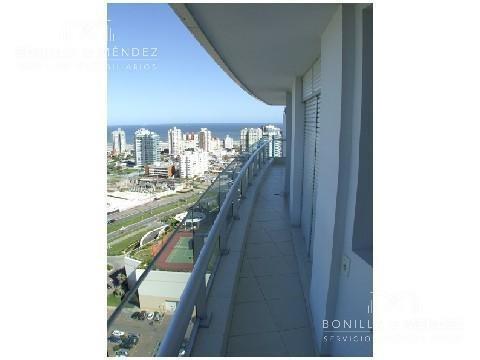 seasons tower, magnífico esquinero de 3 suites, toilette, dependencia