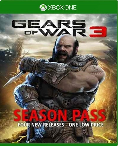 seasson pass gow3 ¡¡ xbox one !! licencia leer descripción
