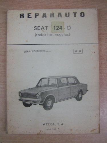 seat 124 d - reparauto.