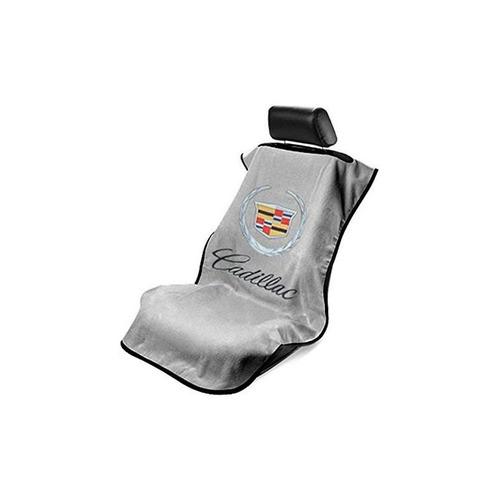 seat armor sa100cadg gris cadillac seat protector toalla
