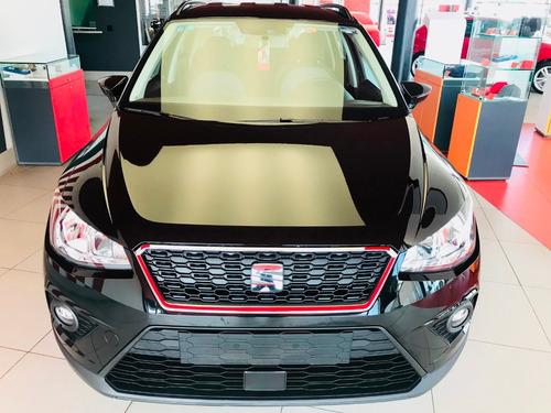 seat arona style 1.6 tiptronic nuevo 2018