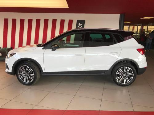 seat arona xcellence 1.6 lt automatico 2018 nuevo