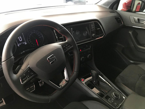 seat ateca fr 1.4 lt 150 hp turbo nuevo 2018